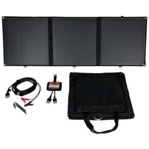 140 Watt Curtech Ultrathin Solar Folding Kit
